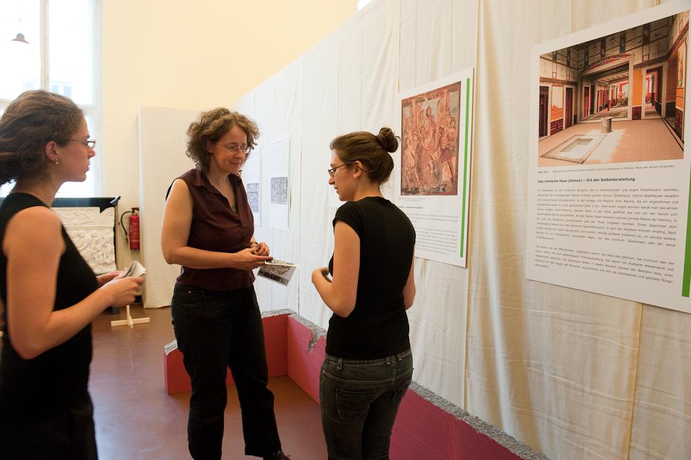 Achill - letzte Besprechungen vor dem Besucheransturm